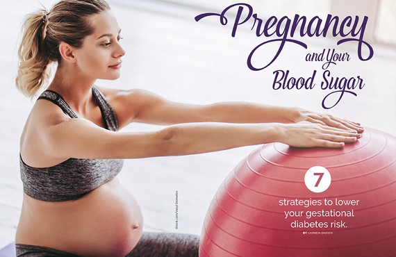 Pregnancy and Your Blood Suger
