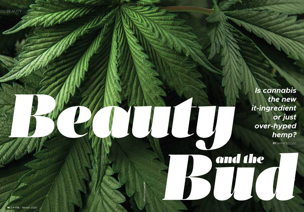 Beauty and the Bud