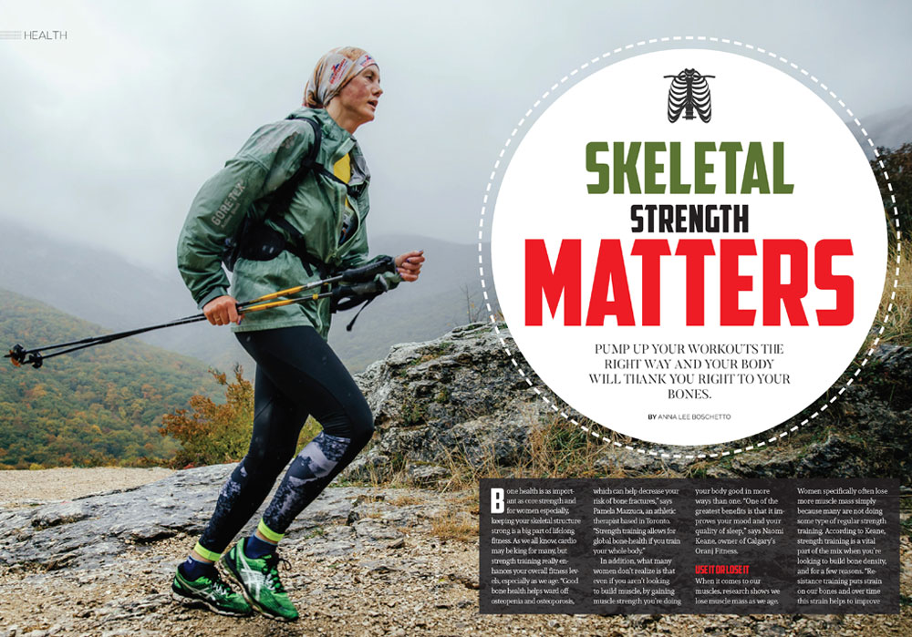 Skeletal Strength MATTERS