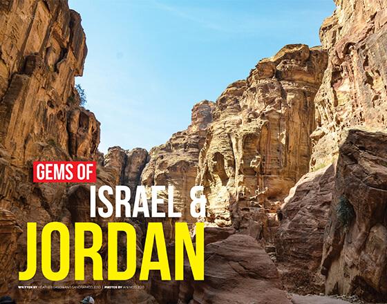 Gems of Israel & Jordan