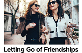 Letting to of Friendships