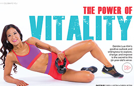 The Power of Vitality