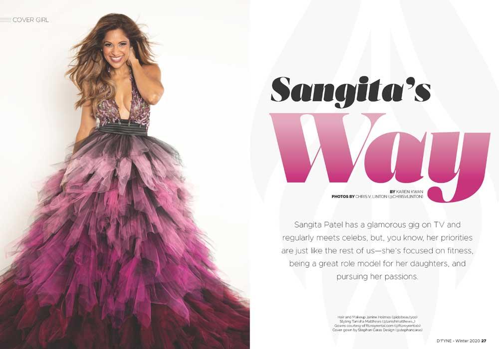 Sangita's Way