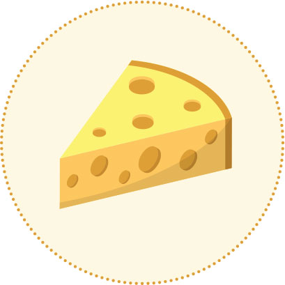 importance of cheese in your plate
