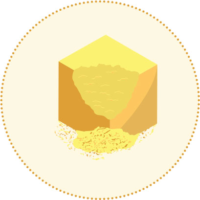Nutrition in cheese for your fitness