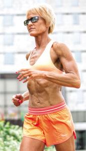 Running enthusiast Tara Imerson
