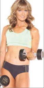 Sandra Cox Fitness tips