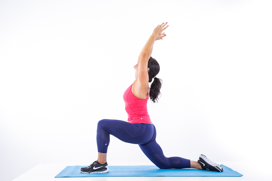 Low Lunge Exercise