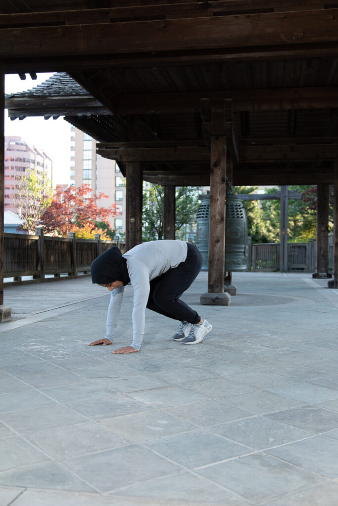 Burpees - Step 2 - Body Weight Exercises