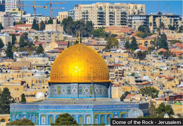 Gems of Israel and Jordan